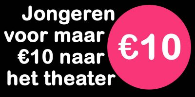 Jongeren 10 euro